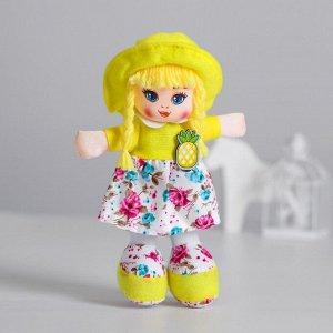 Кукла «Ева», с брошью, 20см