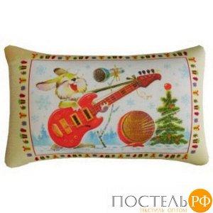 Подушка игрушка «Открытка» (НГ2015010, 15х28, Разноцветный, Кристалл, Микрогранулы полистирола)