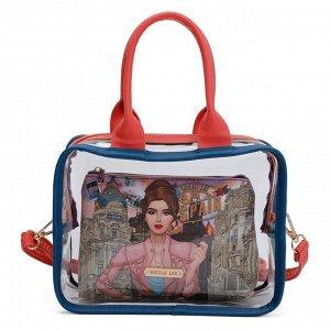 Medium Pouch / Tote Bag Set