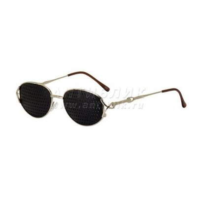 ANTIBLIK - любимая! Море очков, лучшее. New коллекция! — Тренажерные очки-В металлической оправе — Солнечные очки