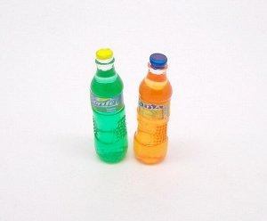 Бутылка с газировкой