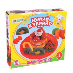 "Набор для лепки ""Юный Кулинар Мини"""