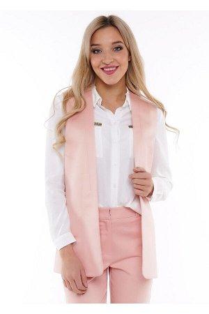#90231 Жилет розовый