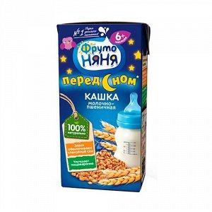 Кашка молочно-пшеничная 0,2л