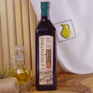 Оливковое масло Хориатико Пелопоннес, стекл.бут., 1л