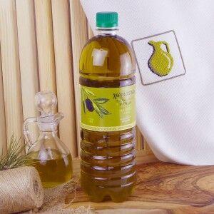 Оливковое масло домашнее Horiatiko Agrinio, пласт.бут., 1л