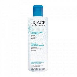 Урьяж Урьяж Вода Мицеллярная очищающая для нормальной и сухой кожи 250 мл (Uriage,