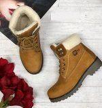 Ботинки зима*