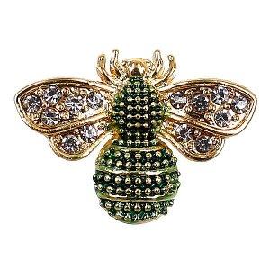 Мини брошка «Пчела»