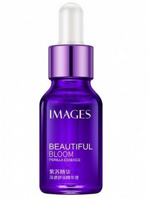 Images Beautiful Bloom Омолаживающая сыворотка с экстрактом периллы