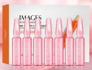 IMAGES Beauty Essence Blood Orange набор эссенций в ампулах с экстрактом красного апельсина