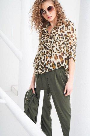 Комплект: блузка  +  брюки  1925