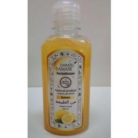 Моющий гель для любых поверхностей с лимоном ZAMAN DAMASK