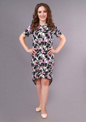 Платье Александра (фламинго)