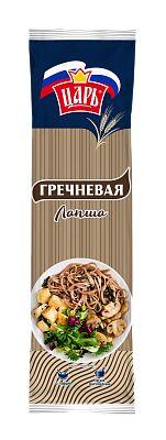 """Лапша гречневая Соба """"Царь"""" 400гр. группа В в/с"""