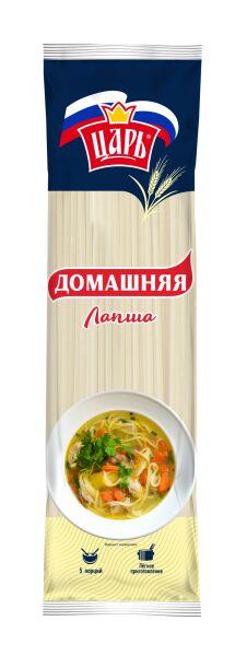 """Лапша домашняя """"Царь"""" 450гр. группа В в/с"""