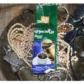 Арабский кофе молотый Мокка с кардамоном ЭКСТРА