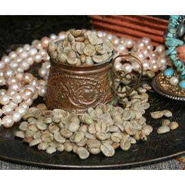 Кофе Йеменский в зернах, зеленый Sanani