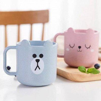 ❤Ковры, пуфики❤ Эко-посуда и много классного  для детей❤  — Эко кружечки для деток — Кружки и стаканы