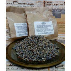 Цветки лаванды узколистной сушеные для воскурений, косметологии, кулинарии Lavandula angustifolia Mill.