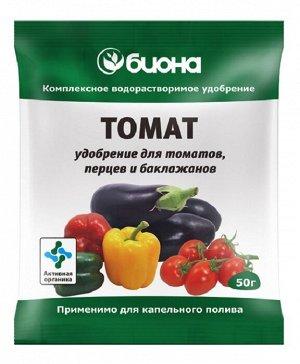 Биона - Томат, 50г, комплексное удобрение