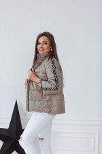 Куртка женская демисезонная 22280  (какао)