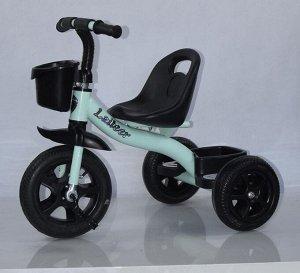 Велосипед 3-х колесный  GOLF TRIKE LTE-812, LTE-812F (1/5) зеленый (упаковка 5 шт.)