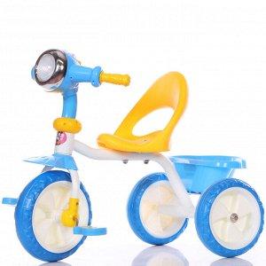 Велосипед 3-х колесный  GOLF TRIKE T-088 (1/4) голубой (упаковка 4 шт.)