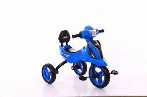 Велосипед 3-х колесный  GOLF TRIKE TX-619 (1/5) синий (упаковка 5шт)