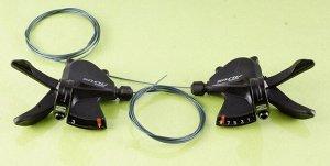 Рукоятка переключателя SHIMANO ASLM2000LBC 3SP (1800mm + ASLM2000RAC  9SP-2050mm)