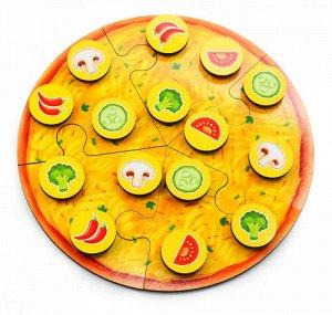 """Пазл """"Пицца  вегетарианская"""" IG0298"""
