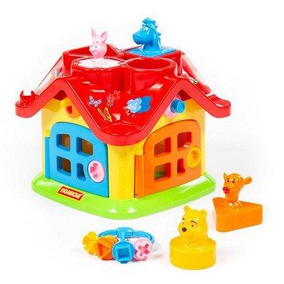 ЗелКрок-617.  Велосипеды, игрушки, куклы, пупсы   — Сортеры — Игровые наборы