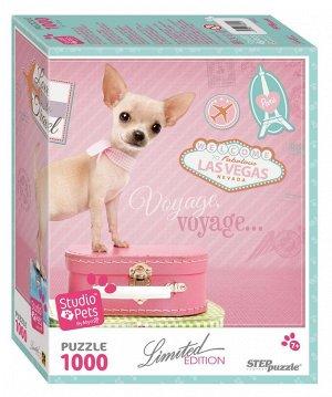 """Мозаика """"puzzle"""" 1000 """"Щенок"""" (Limited Edition, Studio Pets By Myrna) 79902"""