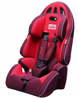 Детское автомобильное удерживающее устройство GE-G45 (1/2) красное