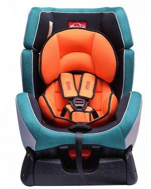 Детское автомобильное удерживающее устройство GE-L31 (1/2) бирюз./оранжев.