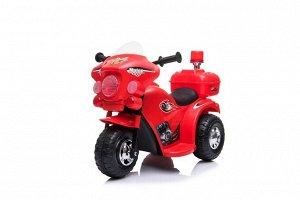 Мотоцикл на аккумуляторе для катания детей MT88 (красный)