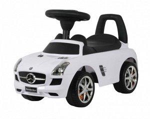 """Машина для катания детей Толокар """"CHILOK BO"""" 332 Mercedes-Bens (белый)"""