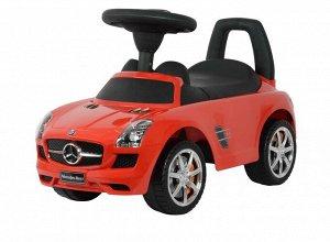"""Машина для катания детей Толокар """"CHILOK BO"""" 332 Mercedes-Bens (красный)"""