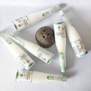 Масло Кокосовое 100% Холодного Отжима  THAI PURE 100 мл