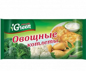 """Котлеты овощные 150г """"Морозко"""""""