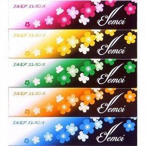"""700505 """"Kami Shodji"""" """"ELLEMOI"""" """"Elegance"""" Бумажные двухслойные салфетки 200шт (спайка 5 пачек) 1/12"""
