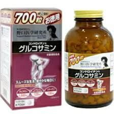 Noguchi Глюкозамин + хондроитин +коллаген 700 шт (70 дней)