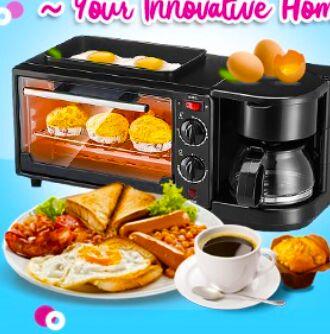 """Удобная кухня💥 Сковородки AMERCOOK💥 Спецпредложение% — Умная мини-печь """"Breakfast Bar"""" — Для кухни"""