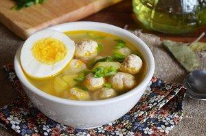 Фрикадельки для куриного  супа 0,5кг