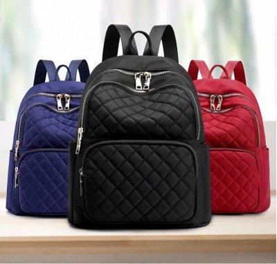 МИР СУМОК - 8! Аксессуары!!! — Классические Нейлоновые сумки и рюкзаки — Сумки на плечо