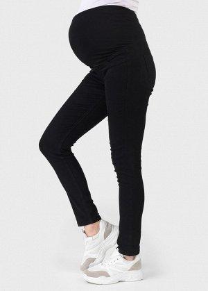 """Джинсы """"Стайл 040"""" для беременных; цвет: черный"""