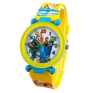 Часы детские на силиконовом ремешке «Принцессы»