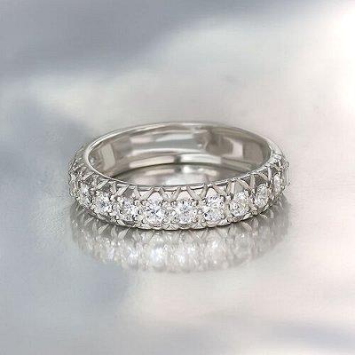 Серебряные украшения, изготовленные вручную именно для вас — Кольцо #11