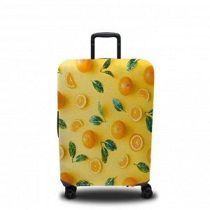 Чехол для чемодана Апельсины на солнце