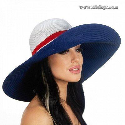 🌊 Del*Mare = Жаркое Лето 2020/15 — Del Mare 2020 - 6 — Соломенные шляпы и панамы